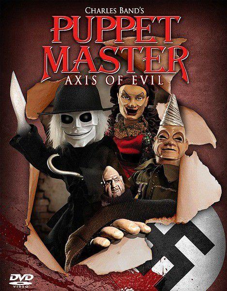Повелитель кукол: Ось зла / Puppet Master: Axis of Evil (2010/HDRip)