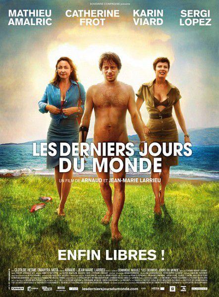 Последний романтик планеты Земля / Les derniers jours du monde (2010/DVD5/DVDRip/2100Mb/700Mb)