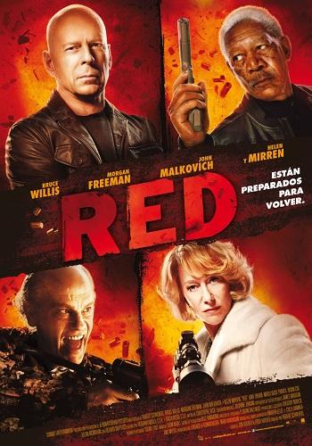 [VIDEO] РЭД / Red (Роберт Швентке / Robert Schwentke) [2010, боевик, комедия, криминал, HDRip] [3GP, 320x]