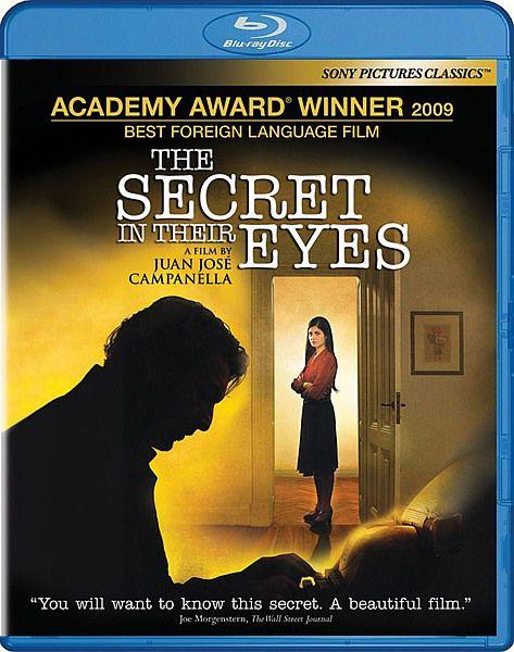 Тайна в его глазах / El secreto de sus ojos (2009/DVD5/HDRip/2100Mb/1400Mb/700Mb)
