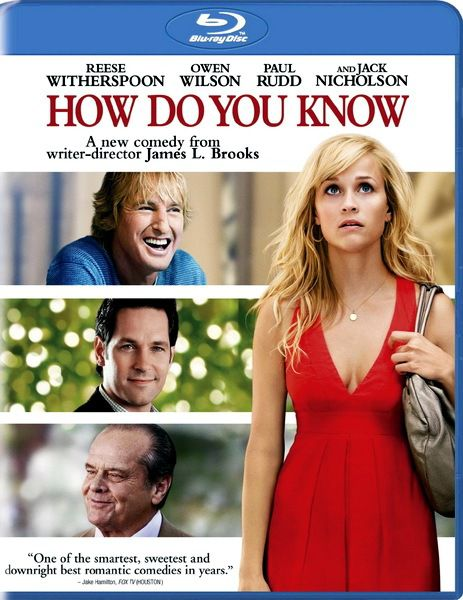 Как знать... / How Do You Know? (2010/HDRip) Онлайн
