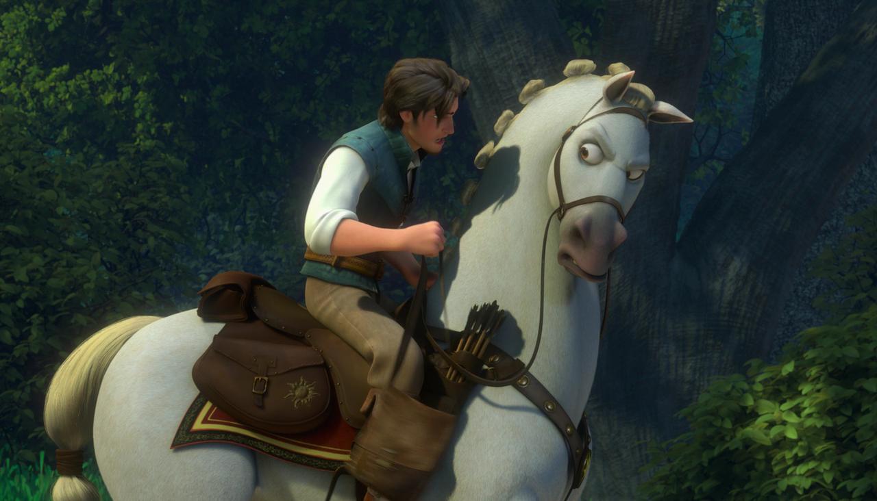 Картинки по запросу конь рапунцель