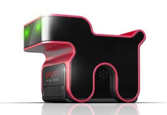 evoMouse –  сенсорная компьютерная мышь
