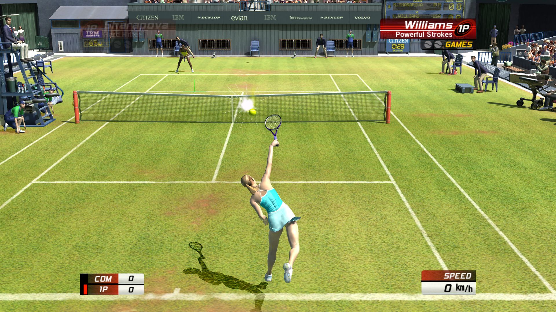 Gioco tennis on line