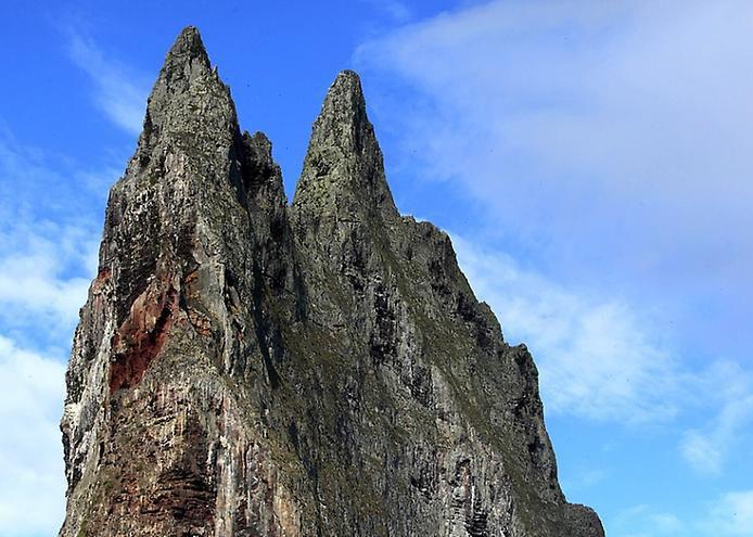 Острова Лорд-Хау и Болс-Пирамид