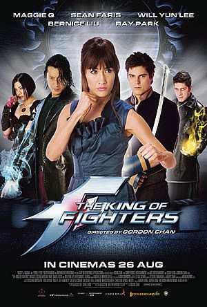 FILM The King of Fighters 2010