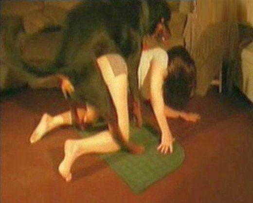 Секс Девушка С Собакой.Rar