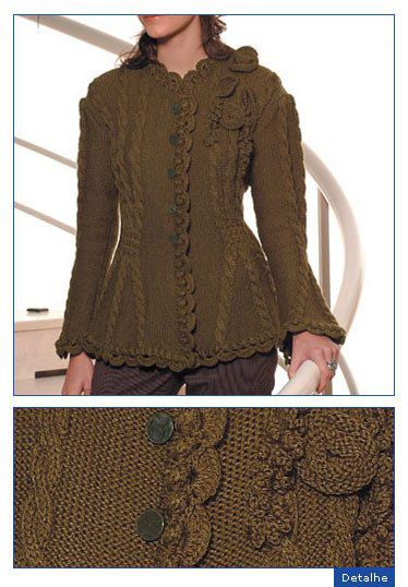 knitting sweater patterns