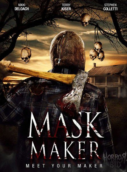 �������� / ��������� ����� / Maskerade / Mask Maker (2010) HDRip + DVDRip
