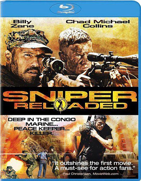 Снайпер 4 / Sniper: Reloaded (2011/HDRip/700Mb)