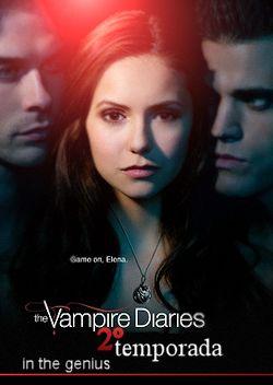 Serie Diários De Um Vampiro 2° Temporada Completa Dual Audio BDRip XviD