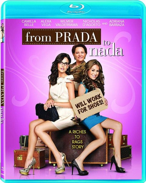 Prada и чувства / From Prada to Nada (2011/DVD5/HDRip)