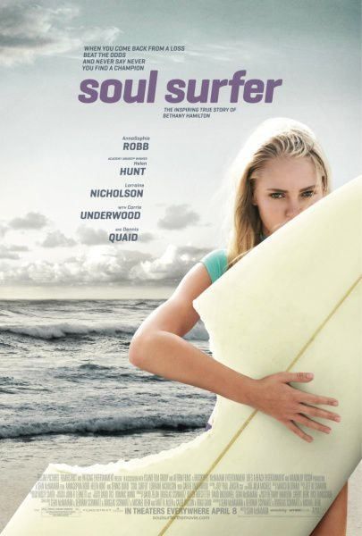 Жизнь на волне / Soul Surfer (2011) BDRip 720p + HDRip