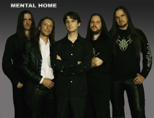 Постер Mental Home - Discography [1994-2000, Melodic Doom Metal, Dark Death Metal, MP3]