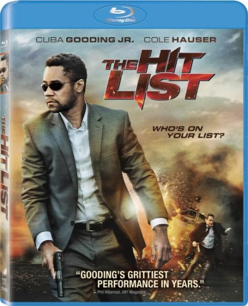 Смертельный список / The Hit List (2011/DVD5/BDRip 720p/HDRip/1400Mb/700Mb)