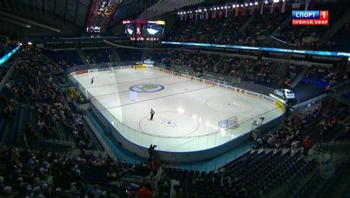 Смотреть онлайн Швейцария - США | Чемпионат мира по хоккею 2011 | Группа F | 3-й тур
