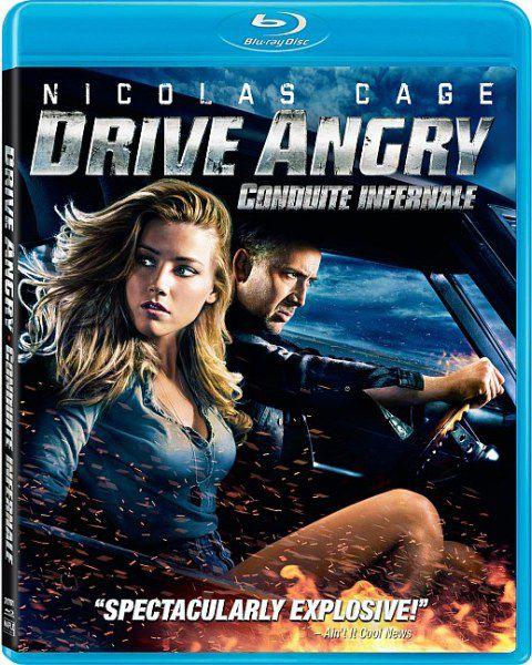 Сумасшедшая езда / Drive Angry (2011/HDRip)