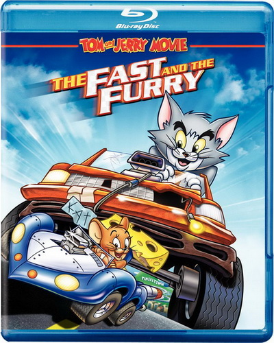 Том и Джерри: Быстрый и бешеный / Tom and Jerry: The Fast and the Furry (2005) BDRip 720p + BD Remux