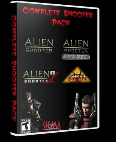 Complete Shooter Pack (2009) PC [Repack от R.G.ReCoding]