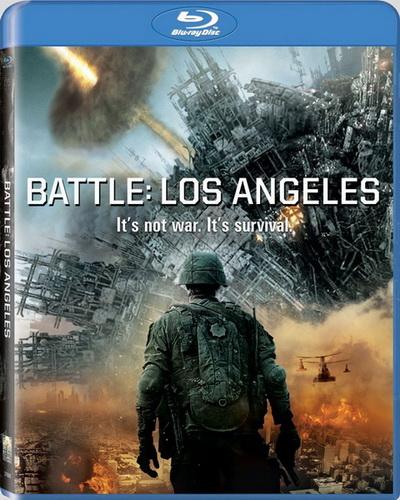 Инопланетное вторжение: Битва за Лос-Анджелес / Battle: Los Angeles (2011) BDRip 1080p