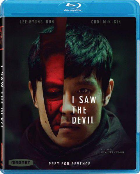 Я видел Дьявола / I Saw The Devil (2010/HDRip/1400Mb)