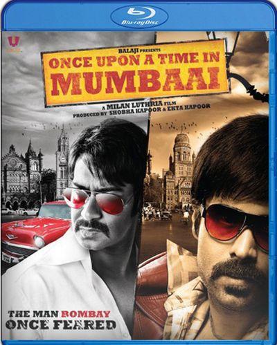 Однажды в Мумбаи / Once Upon a Time in Mumbaai (2010) HDRip