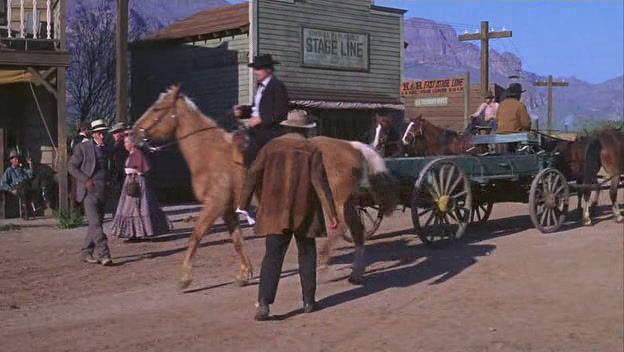 ������� � ������ ���� / The Ballad of Cable Hogue (1970) [LowHDTVRip]