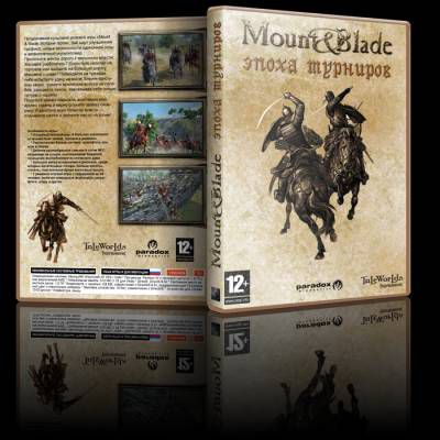 Mount & Blade: Эпоха турниров / Mount & Blade: Warband v1.113 (2010) PC | RePack