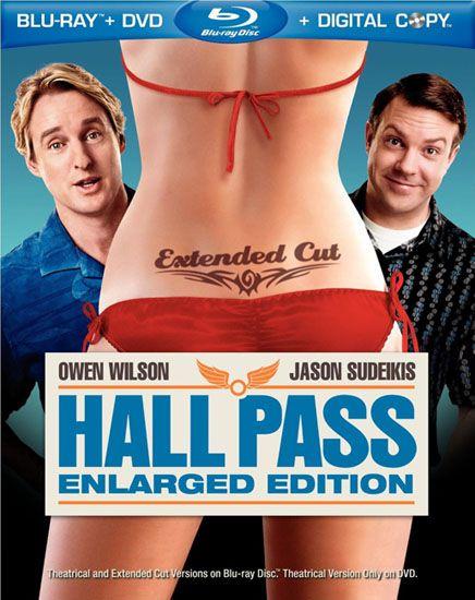 Безбрачная неделя / Hall Pass (2011/HDRip/EXTENDED/1400Mb/DVDRip/1400Mb/700Mb)