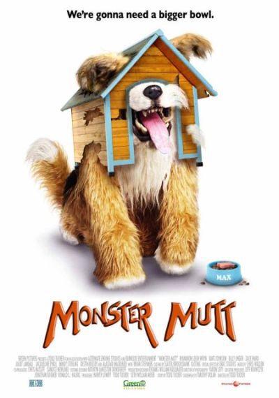 Лохматое чудище / Monster Mutt (2011) DVDRip