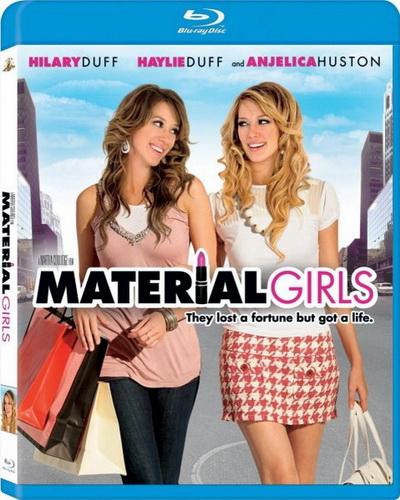 Реальные девчонки / Material Girls (2006) BDRip 720p