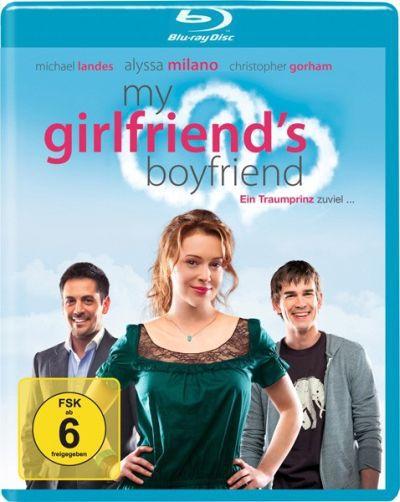 Парень моей девушки / My Girlfriends Boyfriend (2010) HDRip