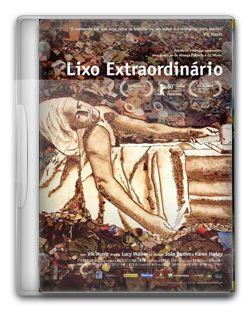 Lixo Extraordinário   DVDRip AVI Dublado + RMVB
