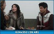 Девять жизней Хлои Кинг - 1 сезон / The Nine Lives of Chloe King (2011) HDTVRip/WEBDLRip