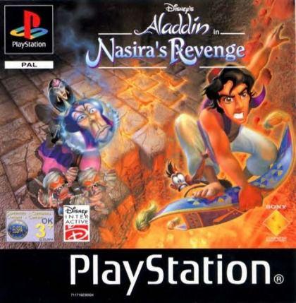 Disney's Aladdin in Nasira's Revenge (2001/RUS/PSone)