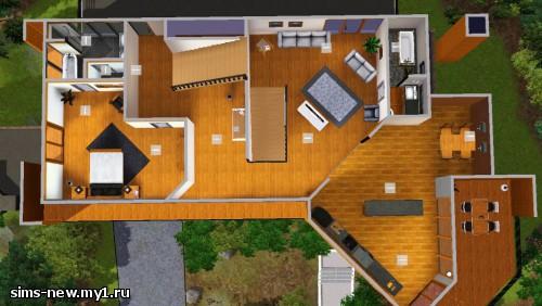 Как сделать планировку вокруг дома