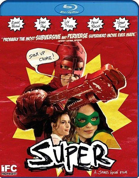 Супер / Super (2010) HDRip