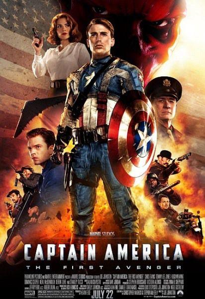 Первый мститель / Captain America: The First Avenger (2011/SCr)