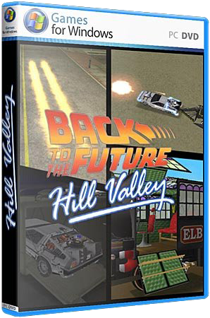 GTA Vice City: Back to the Future: Hill Valley (Repack)