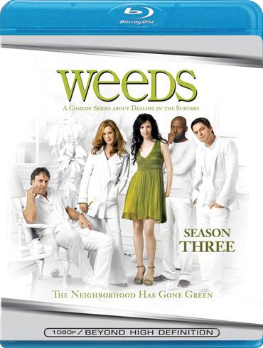 Косяки / Weeds (3 сезон/2007) BDRip