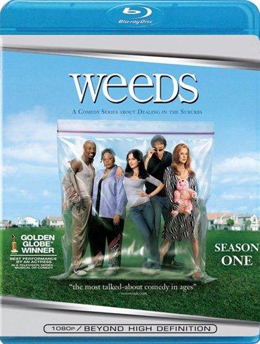 Косяки / Weeds (1 сезон/2005) BDRip