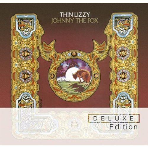 Thin Lizzy – Johnny The Fox (Deluxe Edition) (2CD / 2011)