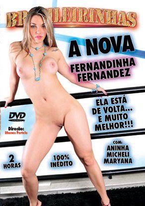 sexo Brasileirinhas   A Nova Fernandinha Fernandez online