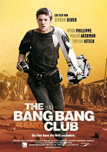 Постер Клуб безбашенных / The Bang Bang Club (Стивен Сильвер) [2010, драма, HDRip] DVO