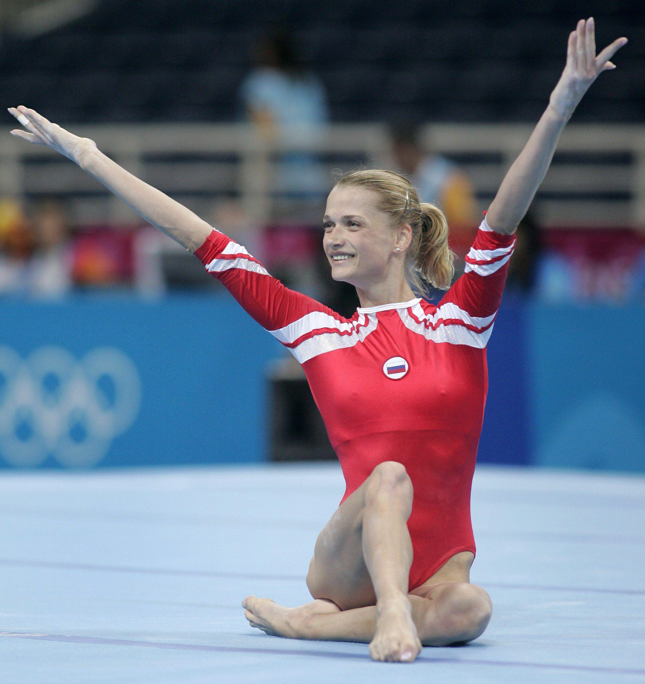 Фото гимнастки богинской 17 фотография
