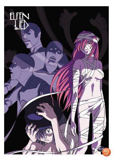 Эльфийская песнь / Elfen Lied ( complete ) [ главы 107 из 107 / 12 томов ] manga