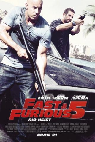 Rapido & Furioso 5 [2011] [DVDrip] [Español Latino] [Acción]