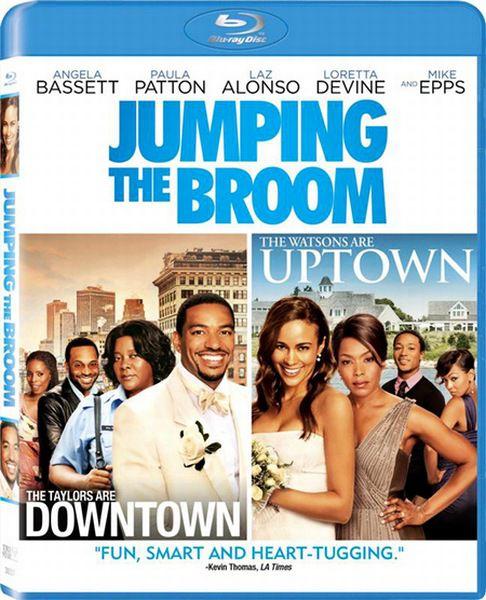 ��������� �������� / Jumping the Broom (2011/DVD5/HDRip/1400Mb/2100Mb)