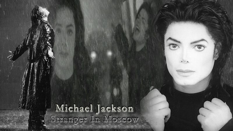 Michael Jackson - Stranger In Moscow[720p]