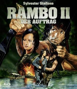 Рэмбо: Первая кровь 2 / Rambo: First Blood Part II (1985) BDRip 1080p